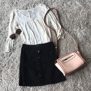 White Lucky Brand Top